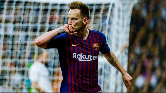 Liga Champions - Jelang Kontra Manchester United, Ivan Rakitic Minta Barcelona Harus Hormati Lawan