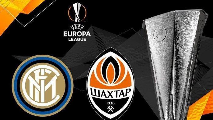 JADWAL & Live Streaming SCTV Semifinal Liga Europa Malam Ini, Inter Milan vs Shakhtar Donetsk