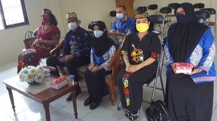 Disarpustaka Kabupaten Kapuas Kalteng Ikuti Rakornas Perpustakaan Nasional RI Secara Virtual