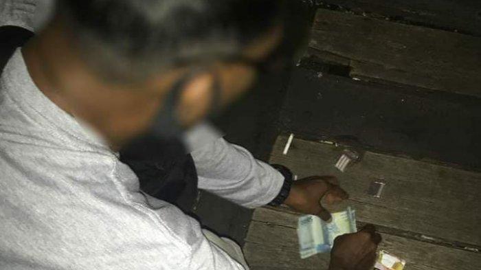 Polresta Palangkaraya Kalteng Tangkap Warga Pahandut Edarkan Narkoba
