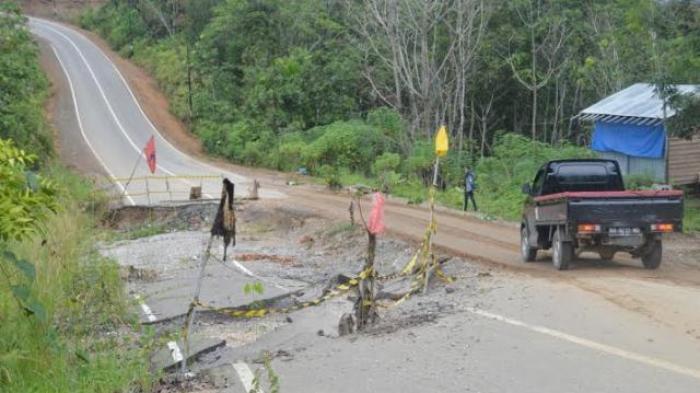 Jalan Dilalui Kendaraan Lebihi Tonase, Ini yang Diperlukan Kalteng