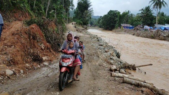 Banjir Kalsel, Lima Daerah Tertinggal Dalam Usulan Perbaikan Rumah Terdampak Banjir