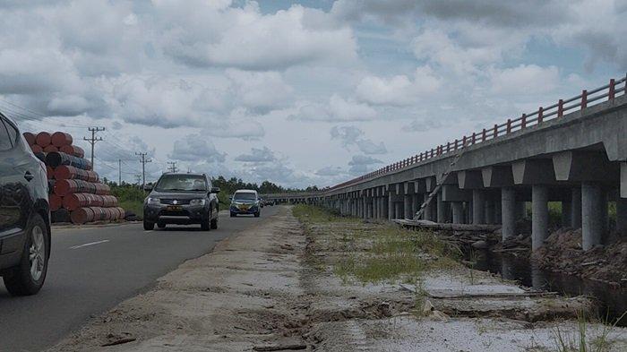 Dinas PUPR Provinsi Kalteng Targetkan 80 Persen Mantap Infrastruktur Jalan Kalteng Tahun 2021