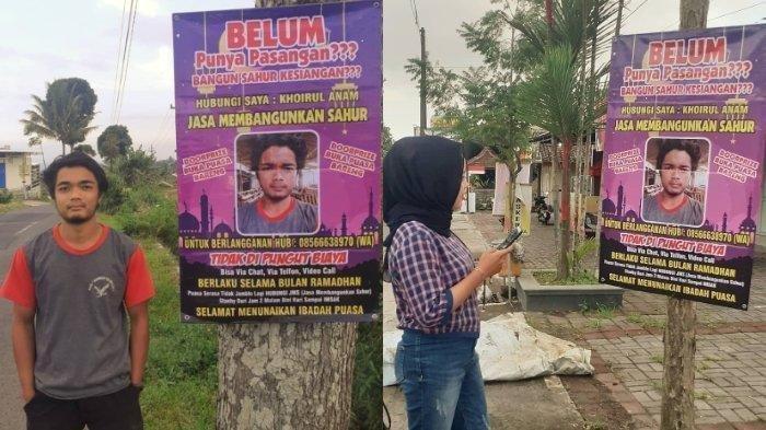 Kisah Fahrul Buka Jasa Membangunkan Saat Sahur, Melayani Seluruh Indonesia, Gratis Plus Doorprize