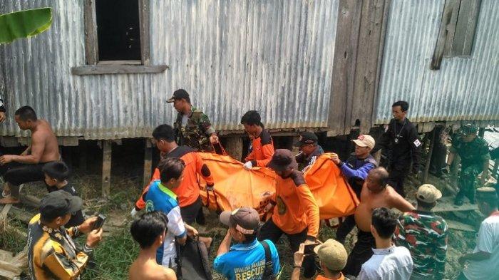 Korban Tenggelam di Daha Utara Ditemukan Meninggal