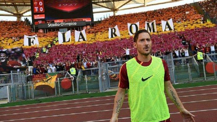 Ada Apa? Kok Pelatih Baru AS Roma Minta Bantuan Totti