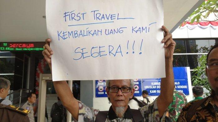 Pemilik Ditahan, First Travel Klaim Tetap Bisa Berangkatkan Jemaah Setelah Idul Adha
