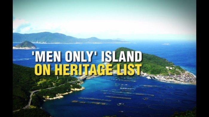 Pulau di Jepang Ini Terlarang Dikunjungi Wanita, Berikut Fakta Unik Okinoshima