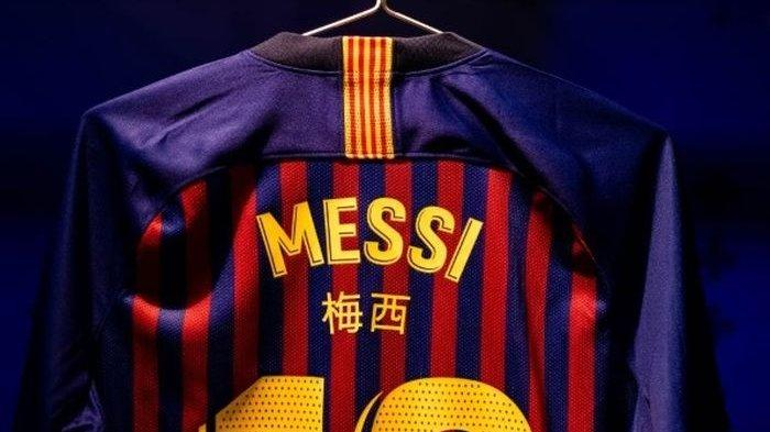 Barcelona Vs Real Madrid - Lionel Messi Tampil di Menit ke-63 Tak Ubah Skor Imbang di Copa Del rey