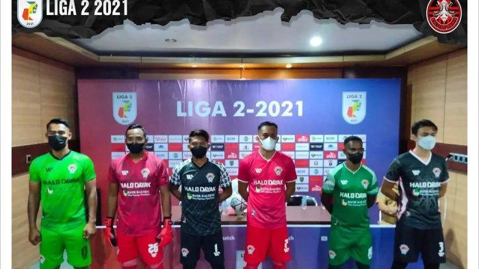 Klasemen Liga 2 2021, Kalteng Putra Kalahkan Posisi AHHA PS Pati dan RANS Cilegon FC
