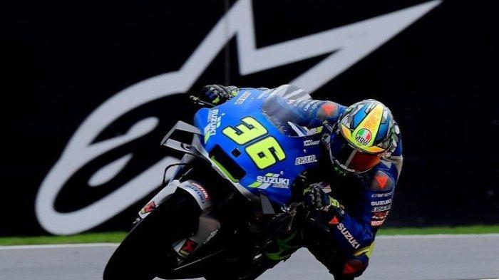 Bisa Kunci Juara Dunia MotoGP di GP Valencia, Joan Mir Merendah : Perjuangan Belum Selesai