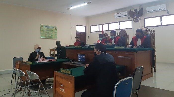 Empat Kurir Sabu 300 KG di Banjarmasin Dituntut Hukuman Mati