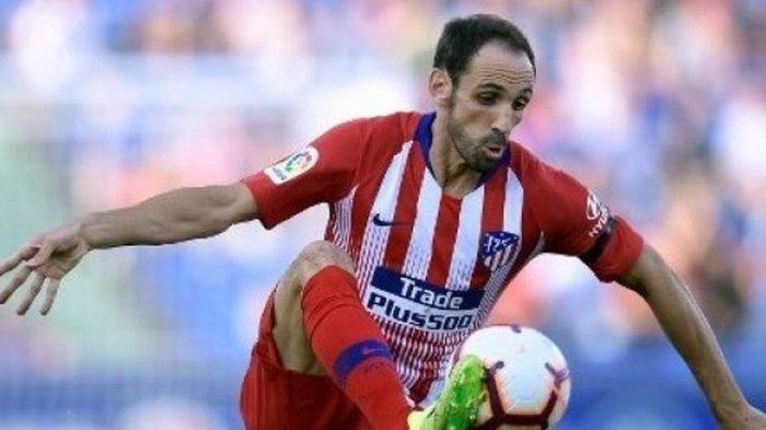 Liga Spanyol - Setelah Griezmann, Juanfran dan Filipe Luis Menyusul Keluar dari Atletico Madrid