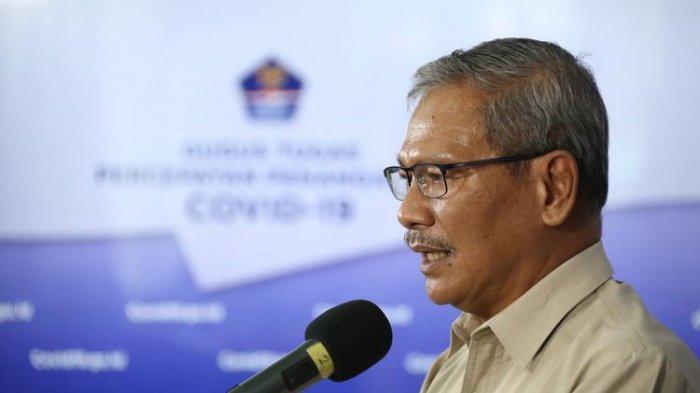 UPDATE Corona Indonesia 13 Mei: Terinfeksi Capai 14.749, Pemerintah Sebut Dampak PSBB