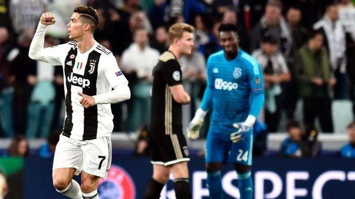 Liga Champions - Ajax Singkirkan Juventus, Cristiano Ronaldo Pun Cerita ke Sang Mama