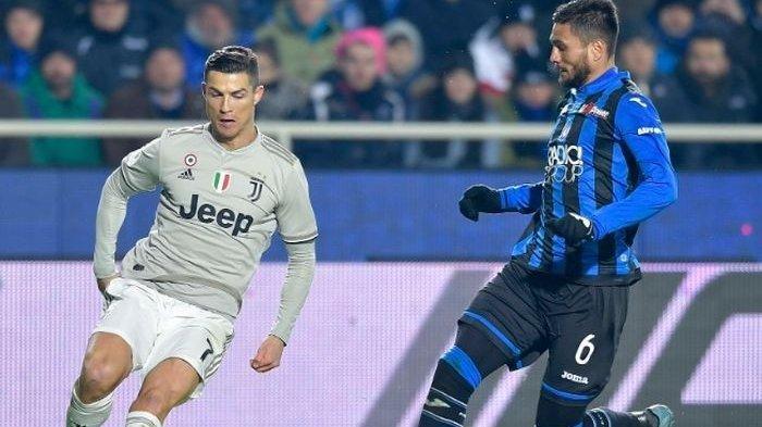 Coppa Italia, Atalanta Tekuk Pemimpin Klasemen Liga Italia Juventus dengan 3 Gol Tanpa Balas