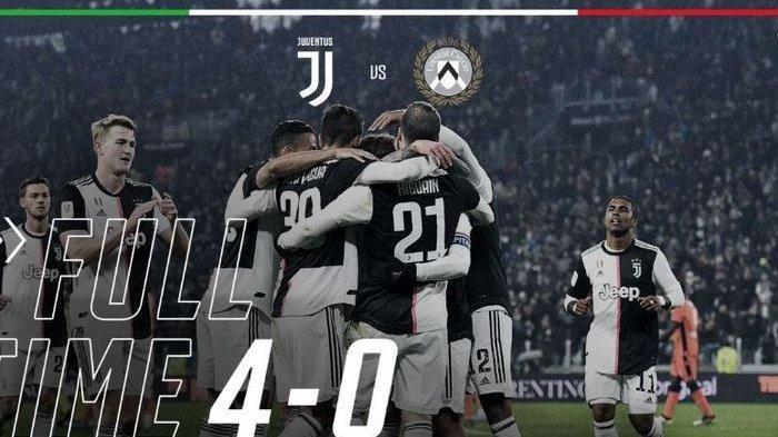 Tanpa Ronaldo dan Cuma Andalkan Duet Dybala-Higuain Juventus Bisa Hancurkan Udinese di Coppa Italia