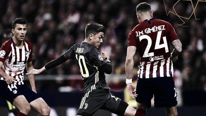 Prediksi Juventus Vs Atletico Madrid, Si Nyonya Tua Cari Keajaiban ke Perempat Final Liga Champions