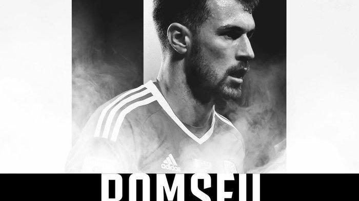Juventus Kontrak Pemain Andalan Arsenal Aaron Ramsey 4 Tahun dengan Gaji Dibawah Cristiano Ronaldo