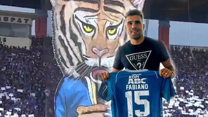 Kabar Persib Terbaru, Naturalisasi Fabiano Beltrame Bikin Manajer dan Pelatih Persib Bandung Begini