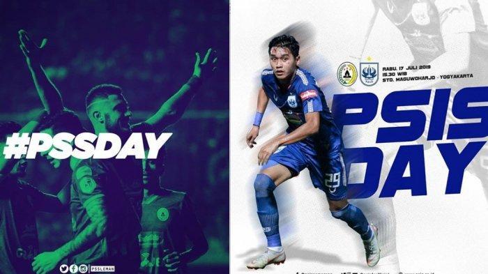 Hasil Liga 1 PSS Sleman, Skor Sementara PSS Sleman vs PSIS Semarang 1-3, Ketinggalan Gol Penalti