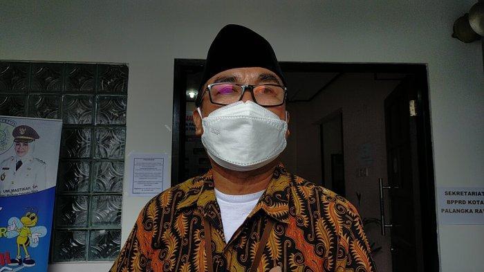 Disdukcapil Palangkaraya Layani Pengurusan Dokumen Kependudukan Langsung ke Rumah Warga yang Sakit