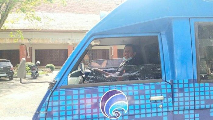 Diskominfo Kabupaten Kapuas Fungsikan Mobil Siaran Keliling Sosialisasi Covid-19 Sejak Awal Pandemi