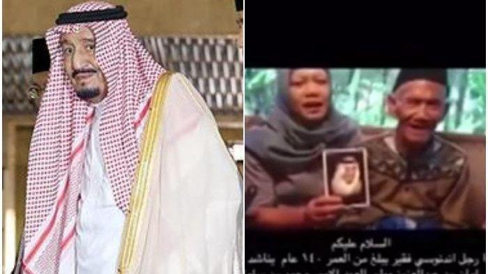 Viral Raja Salman Undang Kakek Uhi Naik Haji Gratis Setelah Videonya Viral di Arab Saudi