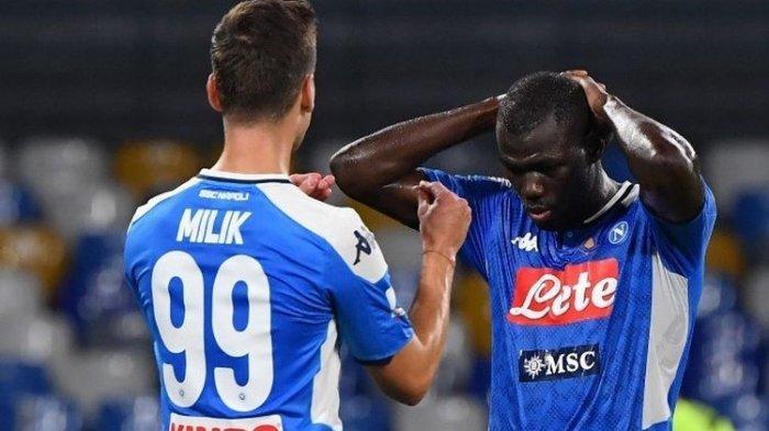 Tekuk Tuan Rumah Napoli dan AS Roma, Cagliari dan Atalanta Naik Peringkat di Serie A Liga Italia