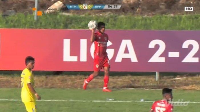 Posisi Klasemen Liga 2, Hasil Kalteng Putra vs Persiba Imbas Ahmad Fauzi Tampil Gemilang