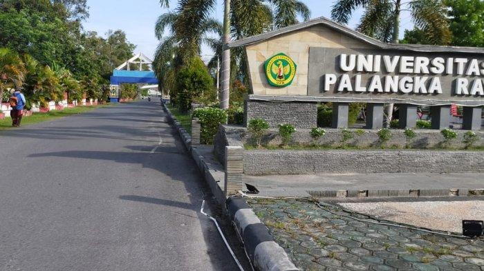 KaltengPedia - Kampus Universitas Palangkaraya Kalteng (UPR)