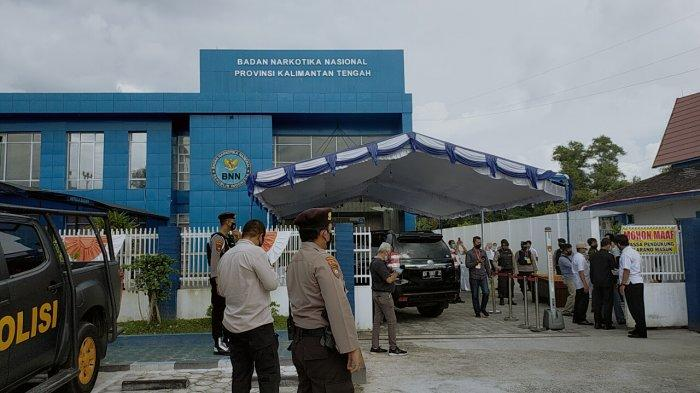 Pemprov Bantu Rp 2 Miliar Dana Pembangunan Klinik Rehabilitasi BNN Kalteng