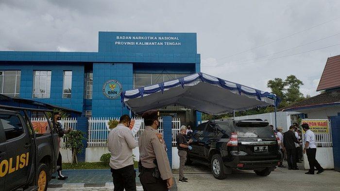Kaltengpedia: Profil Kantor BNNP Kalimantan Tengah