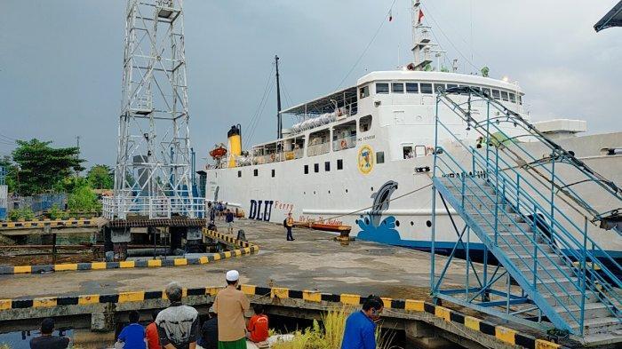 Wajib Suket Negatif PCR, Penumpang Kapal Laut dari Jawa Tujuan Sampit Kalteng Turun Drastis