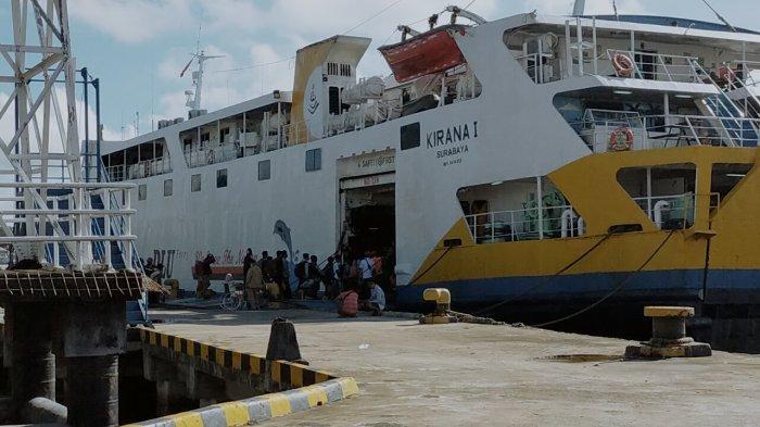 Jumlah Penumpang Kapal di Kalteng Turun Selama April - Mei 2020