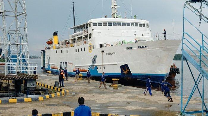 Polisi Kotim Perketat Pengawasan Arus Balik Lebaran Lewat Kapal Laut di Pelabuhan Sampit