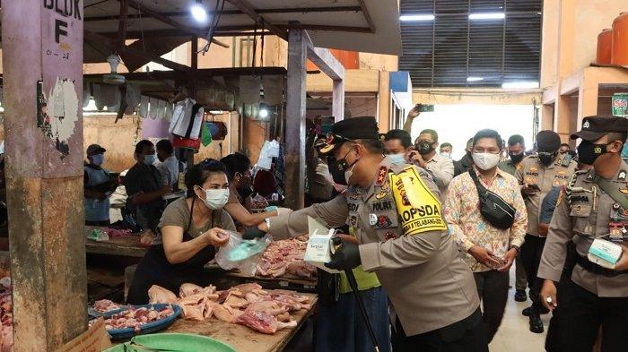 Positif Terpapar Covid-19 Kalteng Capai 13.846, Kapolda Minta Warga Taati Protokol Kesehatan