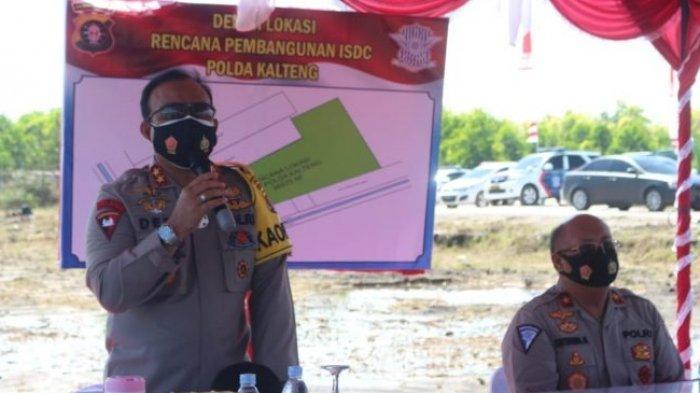 Kalteng Bakal Bangun Indonesia Safety Driving Center Pertama di Kalimantan