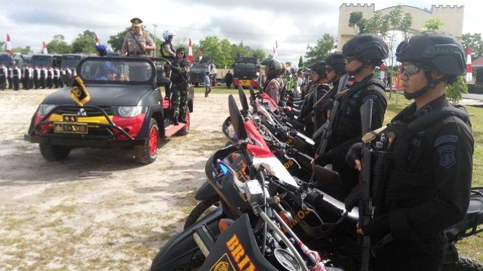 Lantik 158 Bintara Muda, Ini Tugas Pertama yang Diberikan Kapolda Kalteng