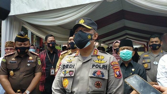 Barbuk Hampir 1 Kg Sabu Dimusnahkan, Polda Kalteng Ungkap 9 Kasus Narkoba Kalteng Sejak Maret 2021