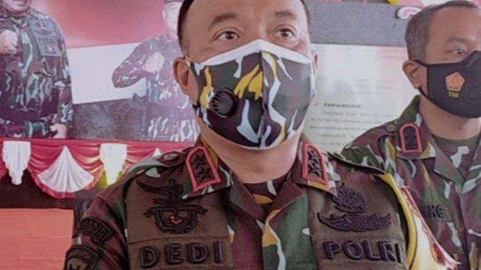 Kapolda Kalteng Minta Polres dan Polsek Secara Masif Sosialisasi Protokol Kesehatan