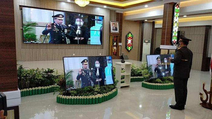 Kapolri Baru Dilantik, Polda Kalteng Kerahkan Personil Antisipasi Gangguan Kamtibmas