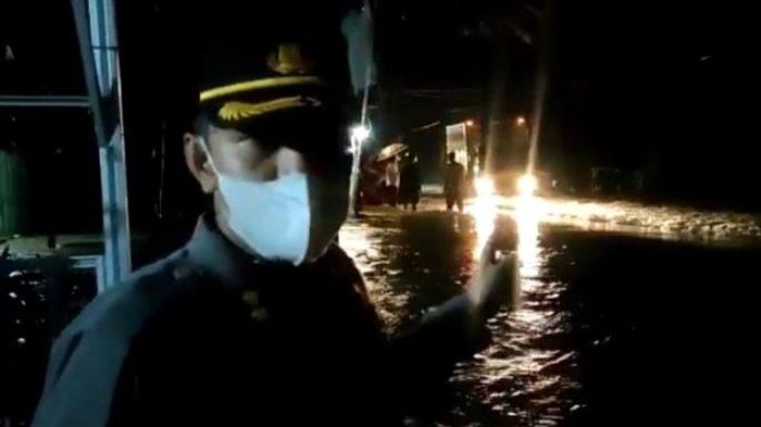 Jalur Sampit-Kasongan Terancam Putus, Gorong-gorong Jembatan Km15 Kerengpangi Katingan Ambruk
