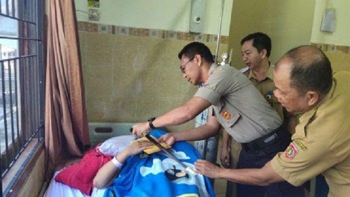 Biaya Operasi Bayi Kembar Siam Mencapai Rp 1 Miliar, Kapolres Kobar Buatkan Rekening
