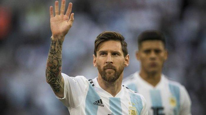 Copa America 2019 - Harapan Timnas Argentina Masih di Pundak Megabintang Barcelona, Lionel Messi