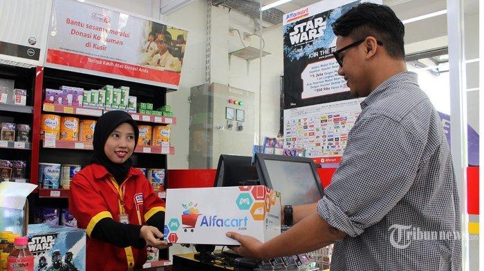 Libatkan Unilever, Alfacart Tahun Ini Pacu Penjualan Produk Groceries