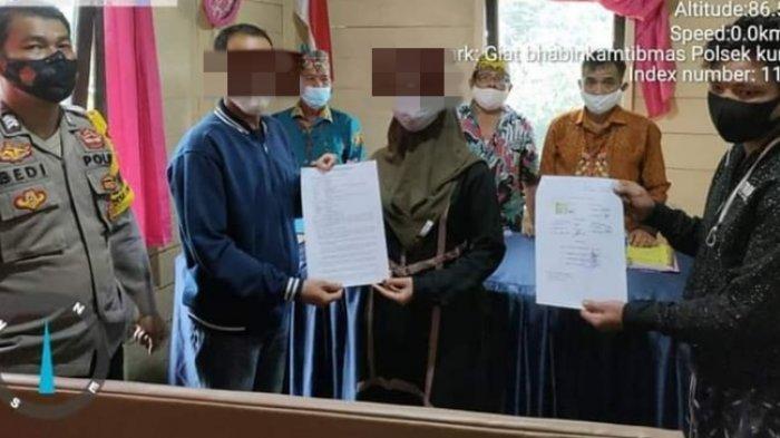 Ngintip Wanita Mandi Tanpa Busana di Kuala Kurun, Pria dari Kalsel Ini Kena Sanksi Adat Denda Jipen