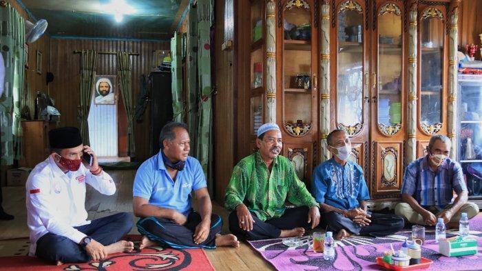 Warga di Katingan Hilir Dukung Ben-Ujang Demi Kemajuan Kalteng