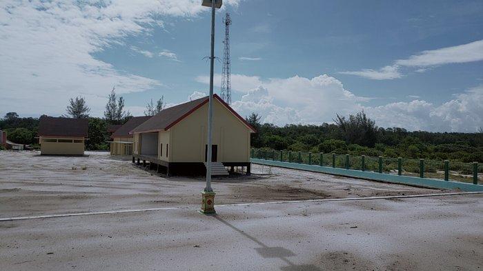 Kaltengpedia: Pengunjung Dermaga Pantai Ujung Pandaran Makin Ramai