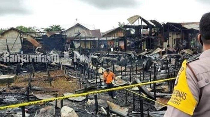 Selama 2020, Terjadi 41 Kejadian Kebakaran di Palangkaraya Kalimantan Tengah